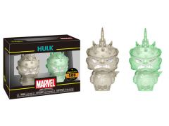 Marvel Hikari XS Hulk (Grey & Green)