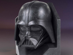 Star Wars Stoneworks Darth Vader Faux Marble Bookend