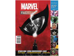 Marvel Fact Files #227