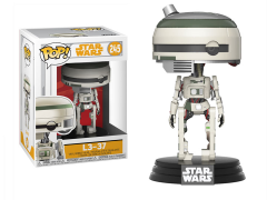 Pop! Solo: A Star Wars Story - L3-37