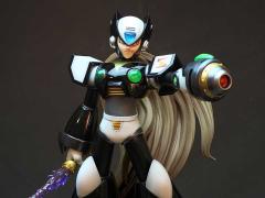 Mega Man X Zero (Black Edition) 1/4 Scale Statue
