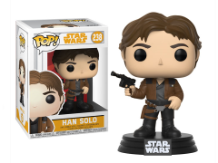 Pop! Solo: A Star Wars Story - Han Solo