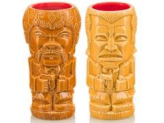 Pulp Fiction Jules & Vincent Geeki Tikis Two-Pack