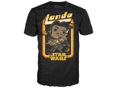 Pop! Tees: Solo: A Star Wars Story - Lando in Space