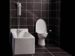 Bathroom 1/6 Scale Diorama Set