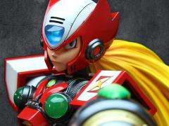 Mega Man X Zero (Red Edition) 1/4 Scale Statue