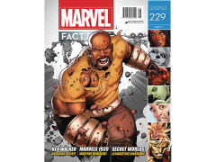 Marvel Fact Files #229