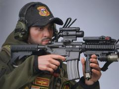 Iraq Special Operations Forces SAW Gunner 1/6 Scale Figure