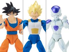 Dragon Ball Super Dragon Stars Wave B Set of 3 Figures with Shenron Components