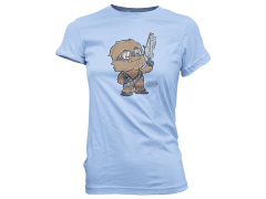 SuperCute Tees: Solo: A Star Wars Story - Chewie Standing Proud (Juniors)
