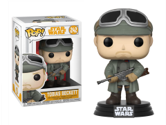 Pop! Solo: A Star Wars Story - Tobias Beckett (Goggles)