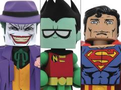 DC Comics Vinimate Wave 2 Set of 3