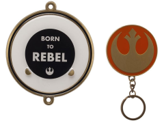 Star Wars Magnetic Rebel Logo Key Holder