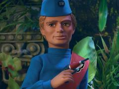 Thunderbirds Gordon Tracy (International Rescue) Character Replica Figure