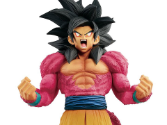Dragon Ball GT Super Master Stars Piece Super Saiyan IV Goku -The Brush-