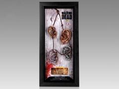 The Walking Dead Daryl Dixon's Walker Ears Prop Replica with Display Case