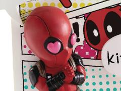 Marvel Comics Mini Egg Attack MEA-004 Deadpool (Jump Out 4th Wall) PX Previews Exclusive