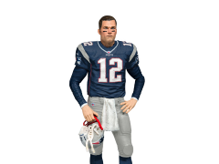Madden NFL 19 Ultimate Team Series 2 Tom Brady (New England Patriots)