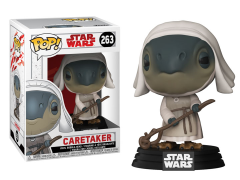 Pop! Star Wars: The Last Jedi - Caretaker