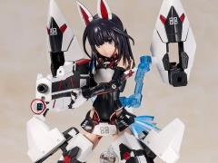 Alice Gear Aegis Megami Device Kaede Agatsuma Model Kit