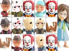 Horror Action Vinyls Wave 1 Box of 12 Figures
