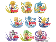 Dragon Ball Super World Collectable Figure Burst Box of 28 Figures