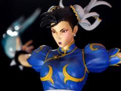 Street Fighter Femmes Fatales Chun-Li 1/6 Scale Diorama