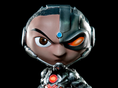 Justice League Mini Co. Heroes Cyborg