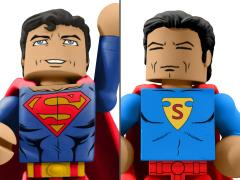 DC Comics Vinimate Superman (80th Anniversary) SDCC 2018 Exclusive Two-Pack