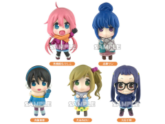 Laid-Back Camp Box of 6 Figures