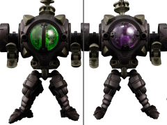 Diaclone Reboot - DA-26 Waruder (Dark Cathode Type) Exclusive Two-Pack