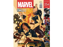 Marvel Fact Files #234