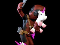 Marvel Q-Fig Deadpool #Unicornselfie