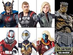Avengers: Infinity War Marvel Legends Wave 2 Set of 6 Figures (Cull Obsidian BAF)