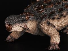 "Ankylosaurus ""War Pig"" (Woodland) 1/35 Scale Replica"