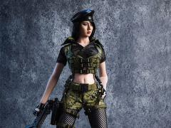 Battlefield Girl (Camo) 1/6 Scale Accessory Set