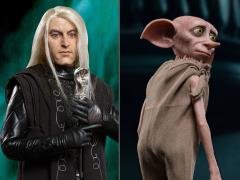 Harry Potter and the Chamber of Secrets Lucius Malfoy & Dobby 1/6 Scale Figure Two-Pack