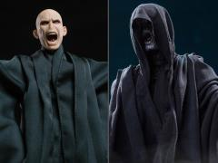 Harry Potter and the Goblet of Fire Dementor & Lord Voldemort 1/8 Scale Figure Two-Pack