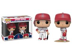 Pop! MLB: Angels: Shohei Ohtani Two-Pack