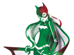 DC Artists Alley Batgirl (Holiday Variant) Figure (Sho Murase)