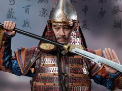 Deputy General of Liaodong in Namwon War Yang Yuan 1/6 Scale Figure