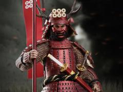 Japanese Samurai Palm Empire Sanada Yukimura (Exclusive) 1/12 Scale Figure