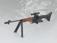 World War II FG 42 Rifle 1/6 Scale Accessory
