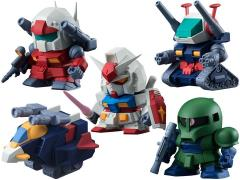Gundam Build Model Gundam 03 Box of 10 Model Kits