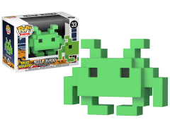 8-Bit Pop! Space Invaders - Medium Invader