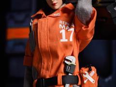 Repairman Costume (Female) 1/6 Scale Set