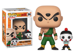 Pop! Animation: Dragon Ball Z - Tien & Chiaotzu