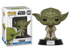 Pop! Star Wars: The Clone Wars - Yoda