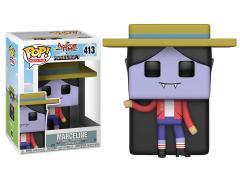 Pop! Animation: Adventure Time x Minecraft - Marceline