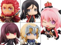 Fate/Grand Order Petit Chara! Chimi Mega Vol.2 Box of 6 Figures